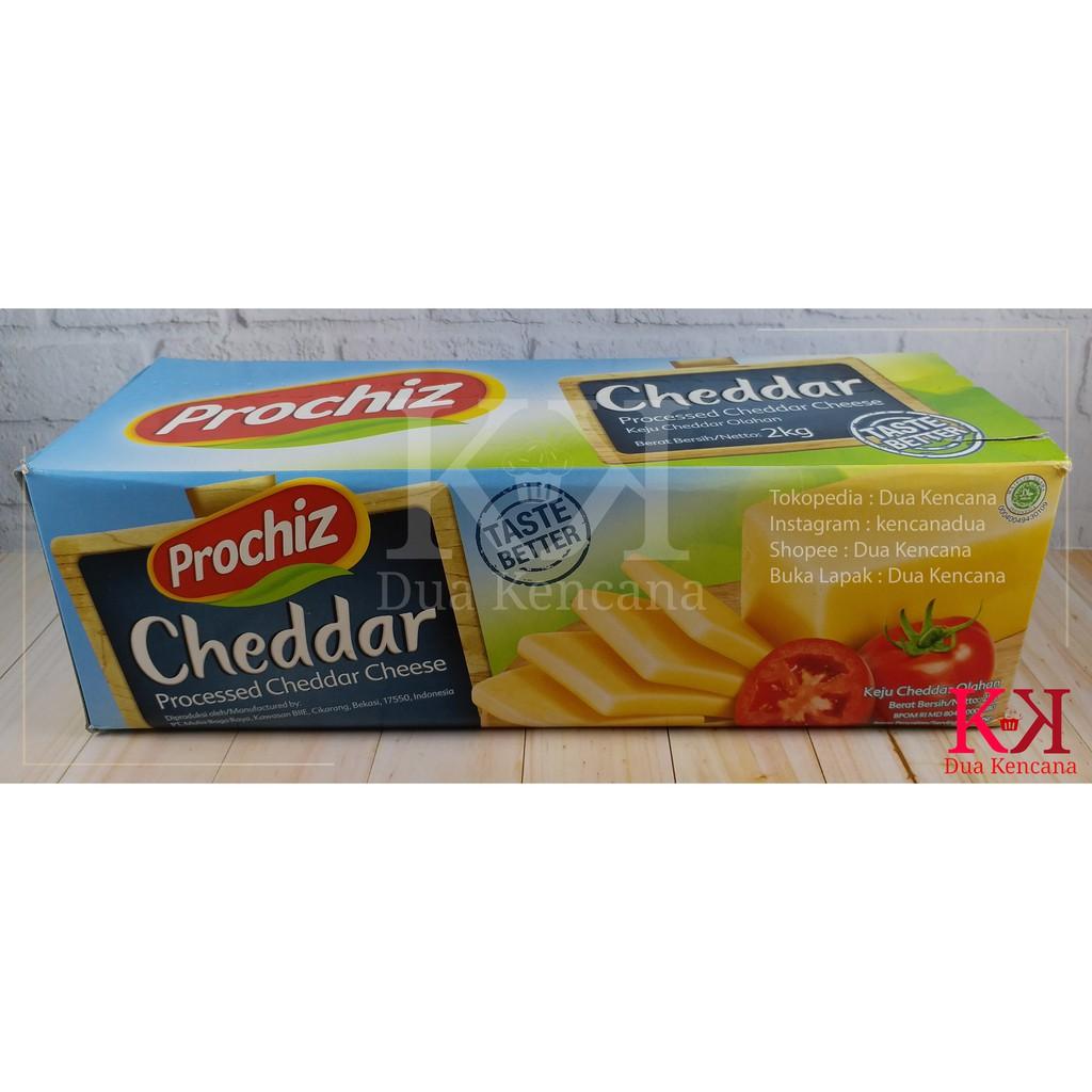 Keju Prochiz Gold 2kg Shopee Indonesia 5 Slice