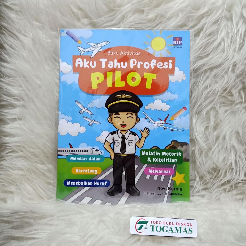 AKU TAHU PROFESI PILOT