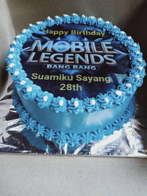 Kue Ulangtahun Shopee Indonesia