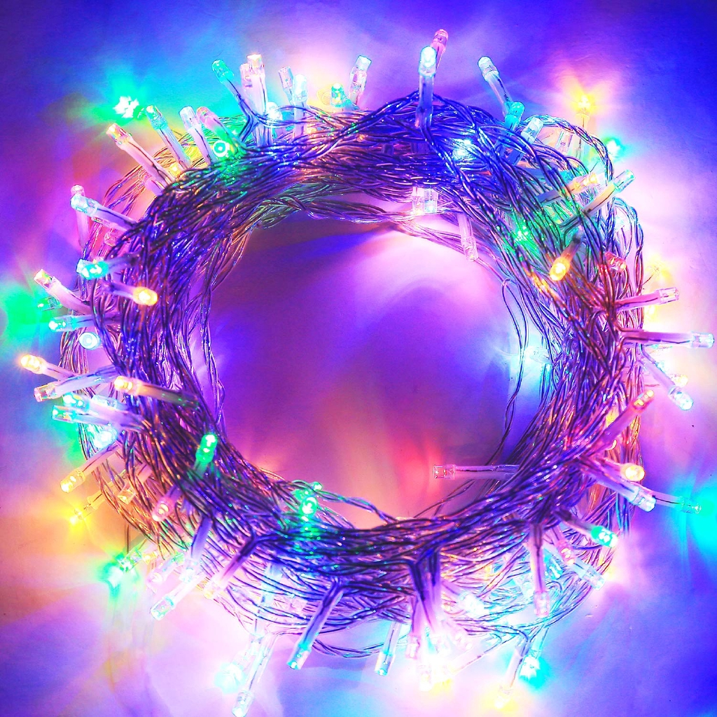 1m 2m 3m 4m 5m 10m Led Fairy Lights Battery Operated Starry Fairy Lights Waterproof String Lights Suitable Indoor And Outdoor Decoration Night Light Perfect For Bedroom Christmas Ramadan New Year Parties Wedding Birthday Kids Room Patio Window