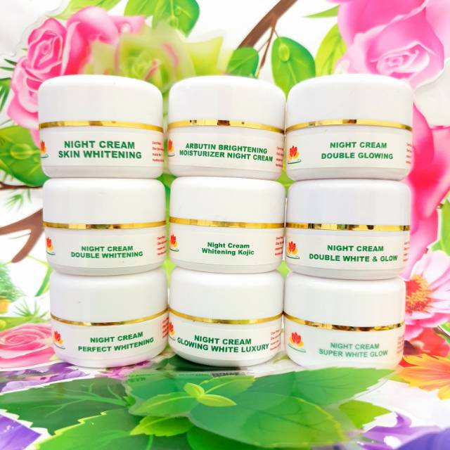 Night Cream Hd Skincare Shopee Indonesia
