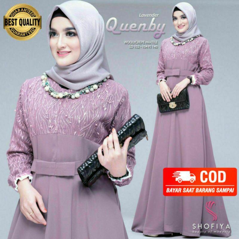 Harga Gamis Modern Terbaik Fashion Muslim April 2021 Shopee Indonesia