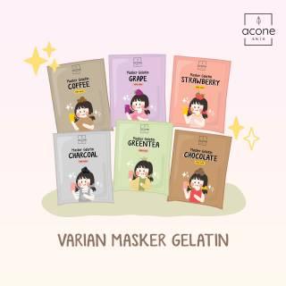Masker gelatin by Aconeskin masker komedo aconeskin thumbnail