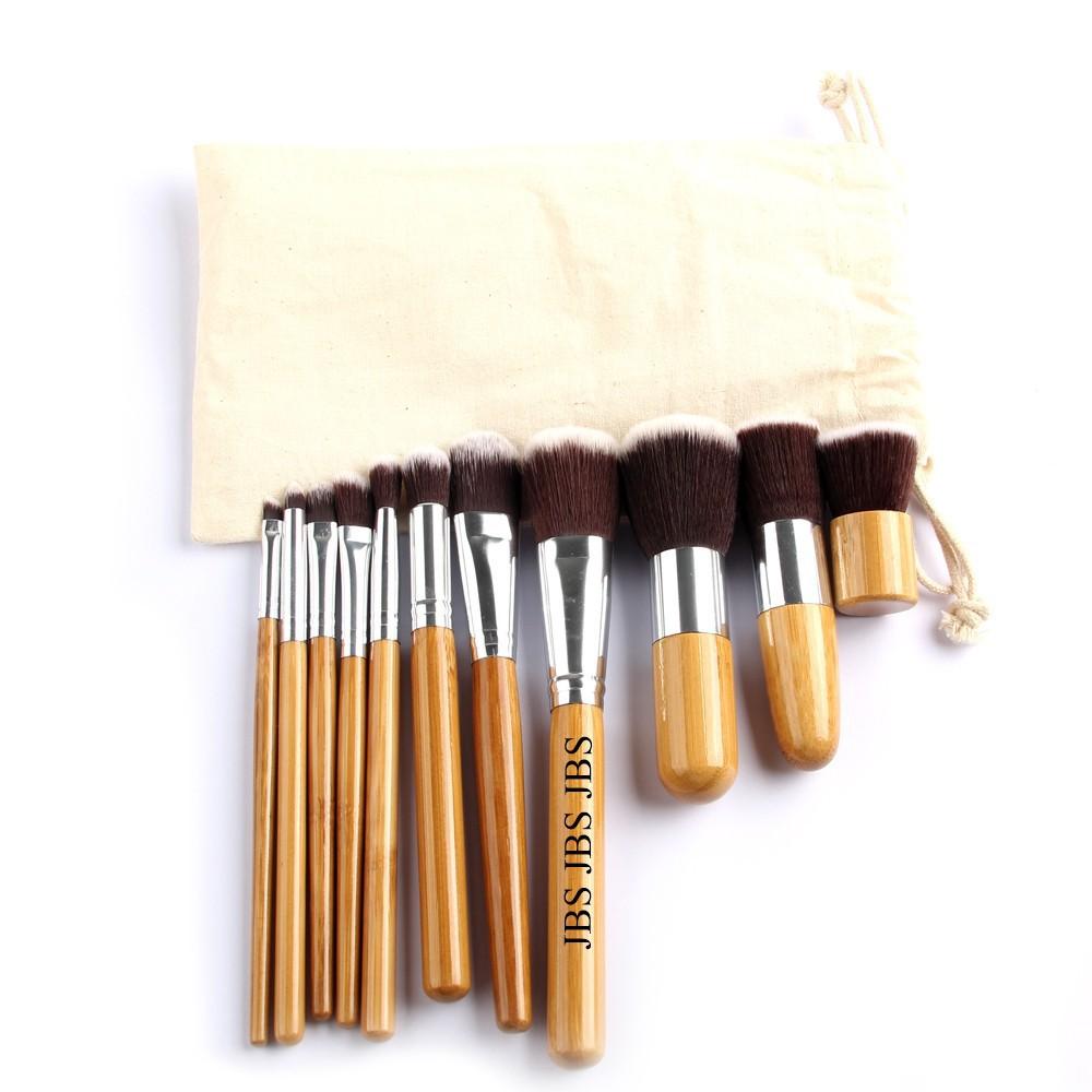 Jbs New York Kuas Makeup Brush 11 Set Make Up K005 Shopee Paket K 070 Egg Spon Telur Indonesia