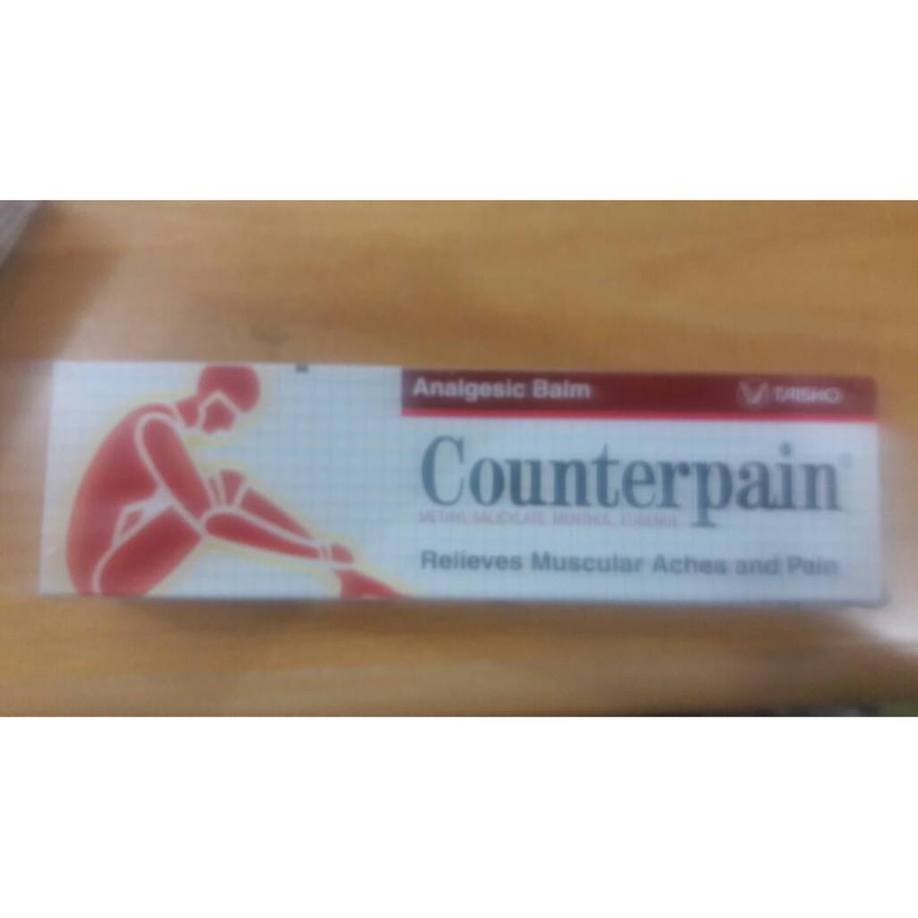 Counterpain 120gr Daftar Harga Terbaru Dan Terupdate Indonesia Hot Cream Taisho