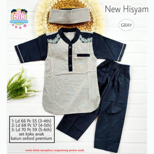 new hisyam