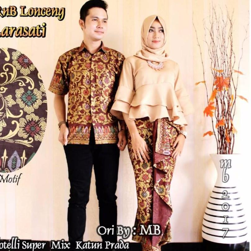 JAMINAN TERMURAH!!! Batik Sarimbit   Batik Couple   Ayunda  eddbb77575