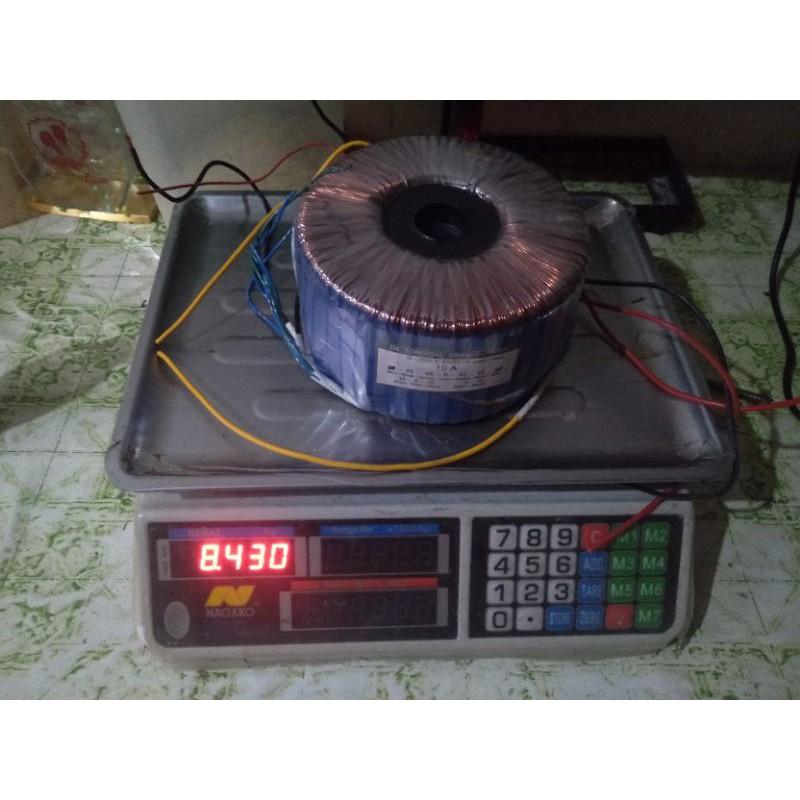 trafo donat/toroidal transformer 10 amper tembaga murni ct 55