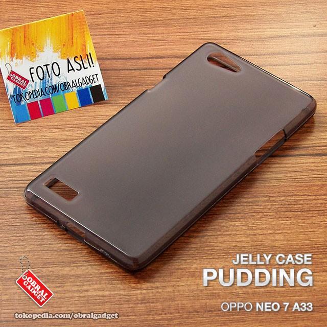 Fabitoo Cute Softcase Jelly Case Silikon - Oppo Neo 7 Neo7 A33 | Shopee Indonesia