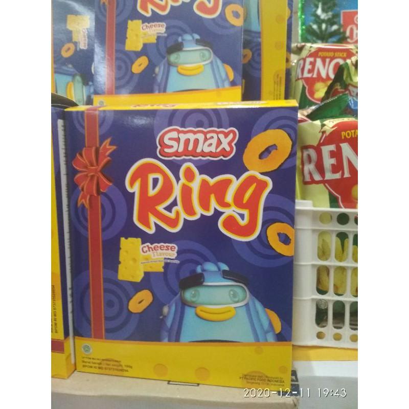 SMAX RING KEJU Box 100g
