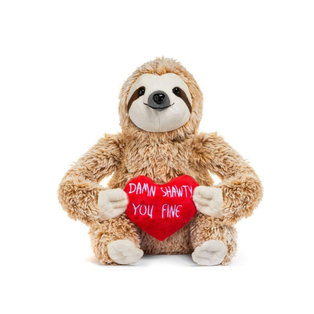 Boneka Plush Model Binatang Lucu Untuk Hadiah Valentine