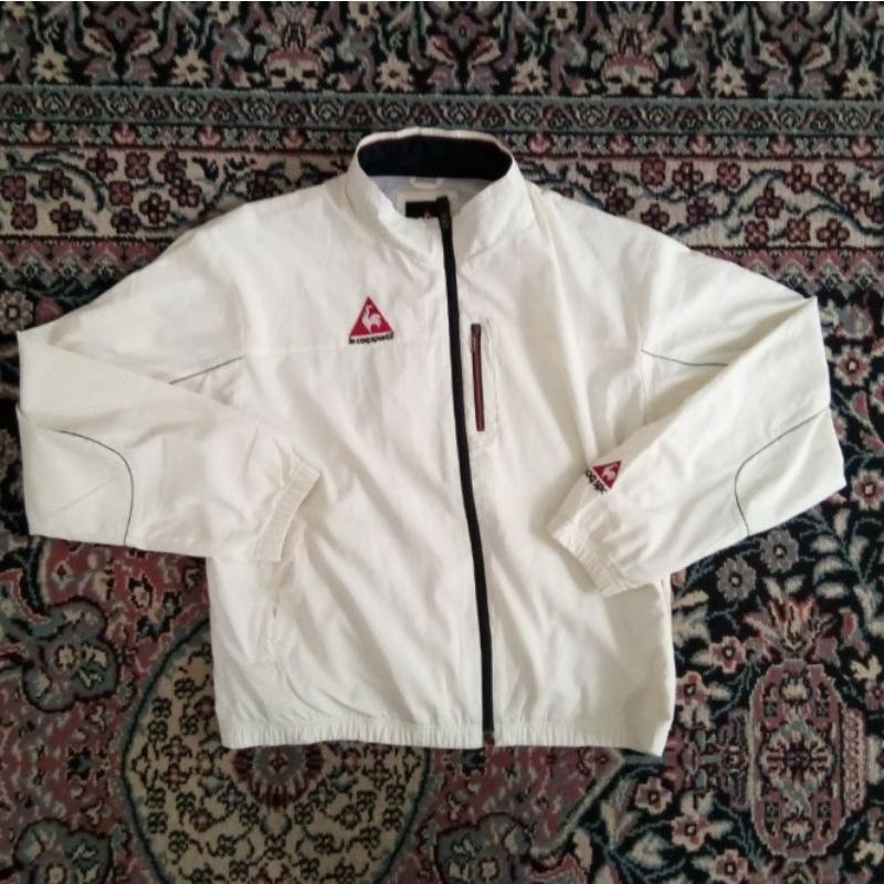 jaket le coq sportif second (white)