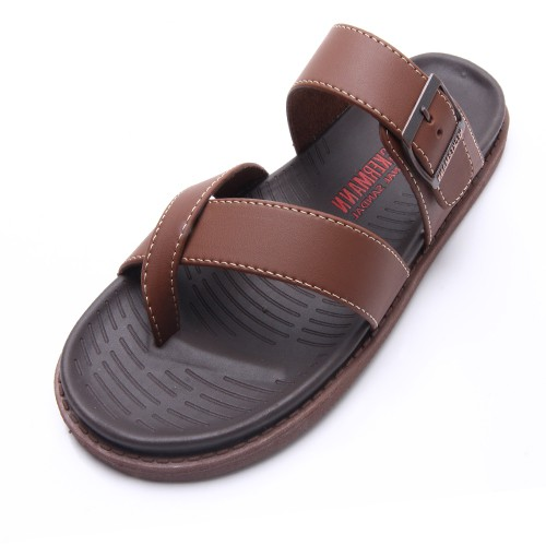 Neckermann Sandal Pria Eden 036 Light Brown