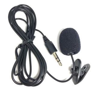 Mic Jepit Clip Microphone Clip Smartphone Laptop Tablet PC ...