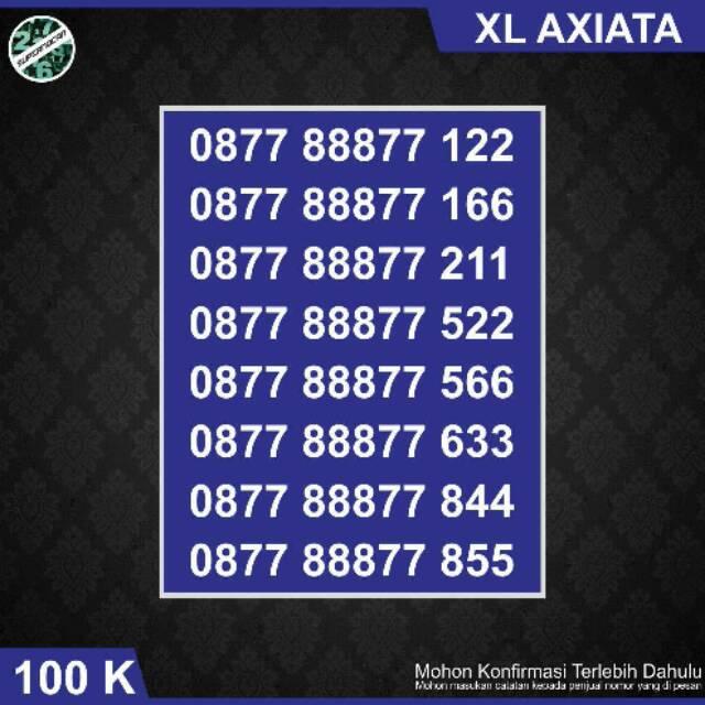 Home · Xl Axiata Nomor Cantik 08. Source · nomor digit - Temukan Harga dan