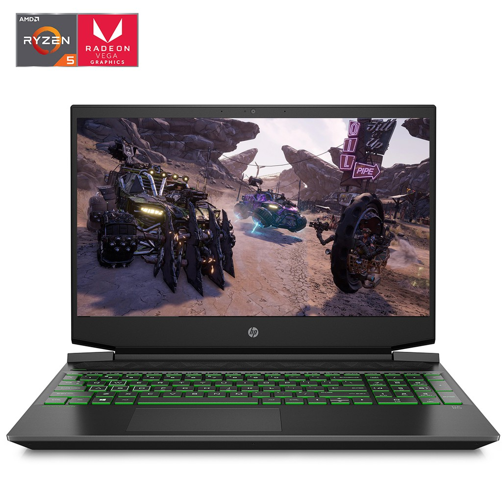Hp Pavilion Gaming 15 Ec0001ax Amd Ryzen 5 3550h 8gb 512ssd Gtx 1050 3gb W10 15 6fhd Shopee Indonesia