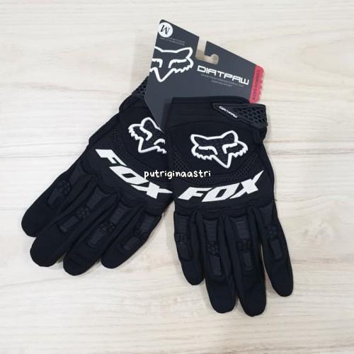 Gloves Fox Dirtpaw Black L