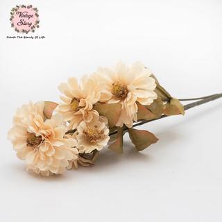 Vintage Story - Shabby Artificial Flower (Bunga Plastik Palsu)1 | Shopee Indonesia