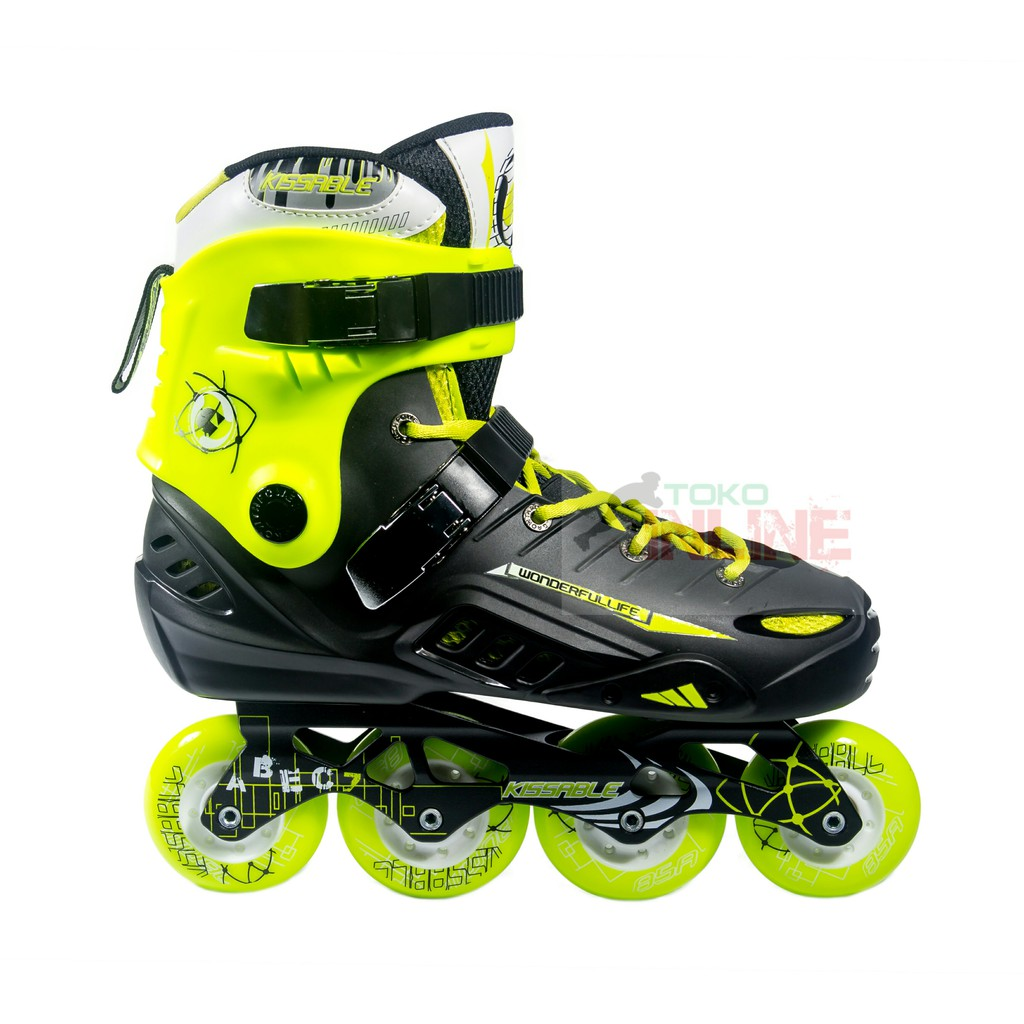 Sepatu Roda Recreational Inline Skate Cougar Power King  360faaeed6