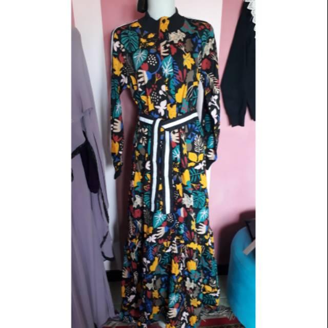 Monel Dress Summer Preloved Sekali Pakek Ori Monel Shopee Indonesia