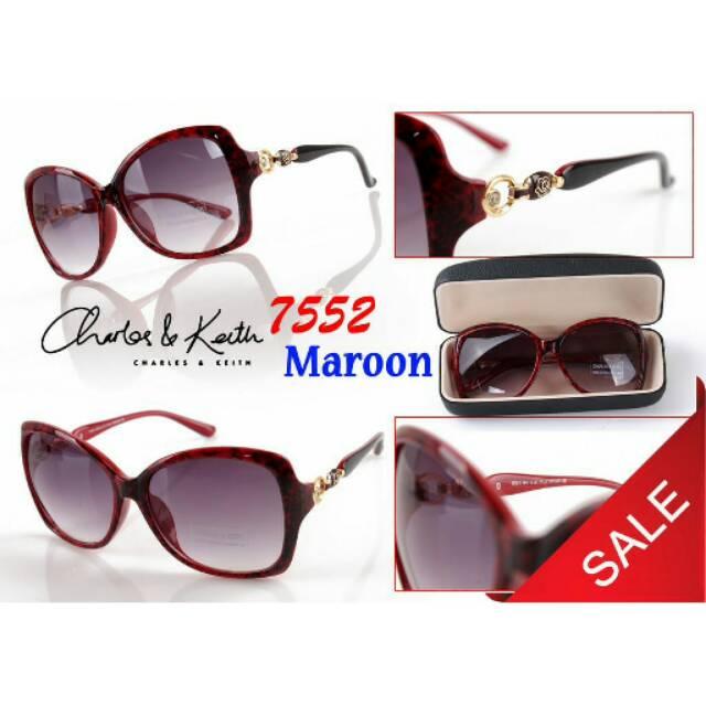 charles+ +keith+aksesoris+fashion+frame+kacamata - Temukan Harga dan  Penawaran Online Terbaik - November 2018  e60d9a3bab