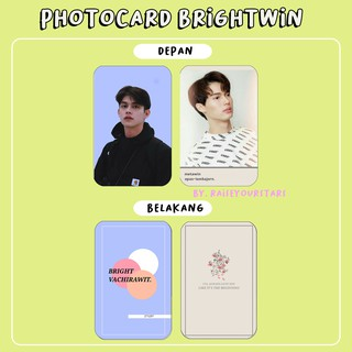 Photocard Brightwin Taynew Singkit Offgun Sarawat Tine 2gether Murah Shopee Indonesia