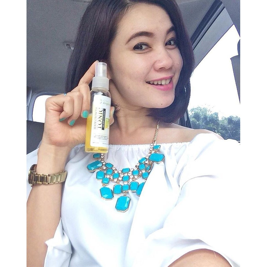 Dhianta Shampo Penumbuh Rambut Penebal Hair Penyubur Shopee Indonesia