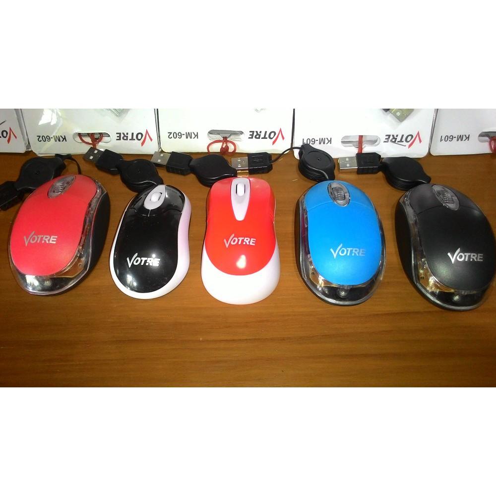 Votre Km 310 Wired Optical Mouse Usb Original Km310 Shopee Optick Voltre Indonesia