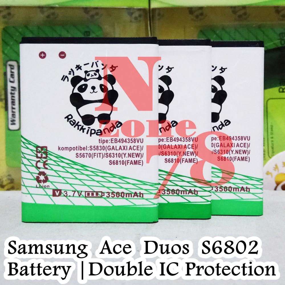 Baterai Rakkipanda For Samsung Galaxy J1 Mini Ace 3 Ace 4 Star Pro Galaxy V Double IC Protection   Shopee Indonesia