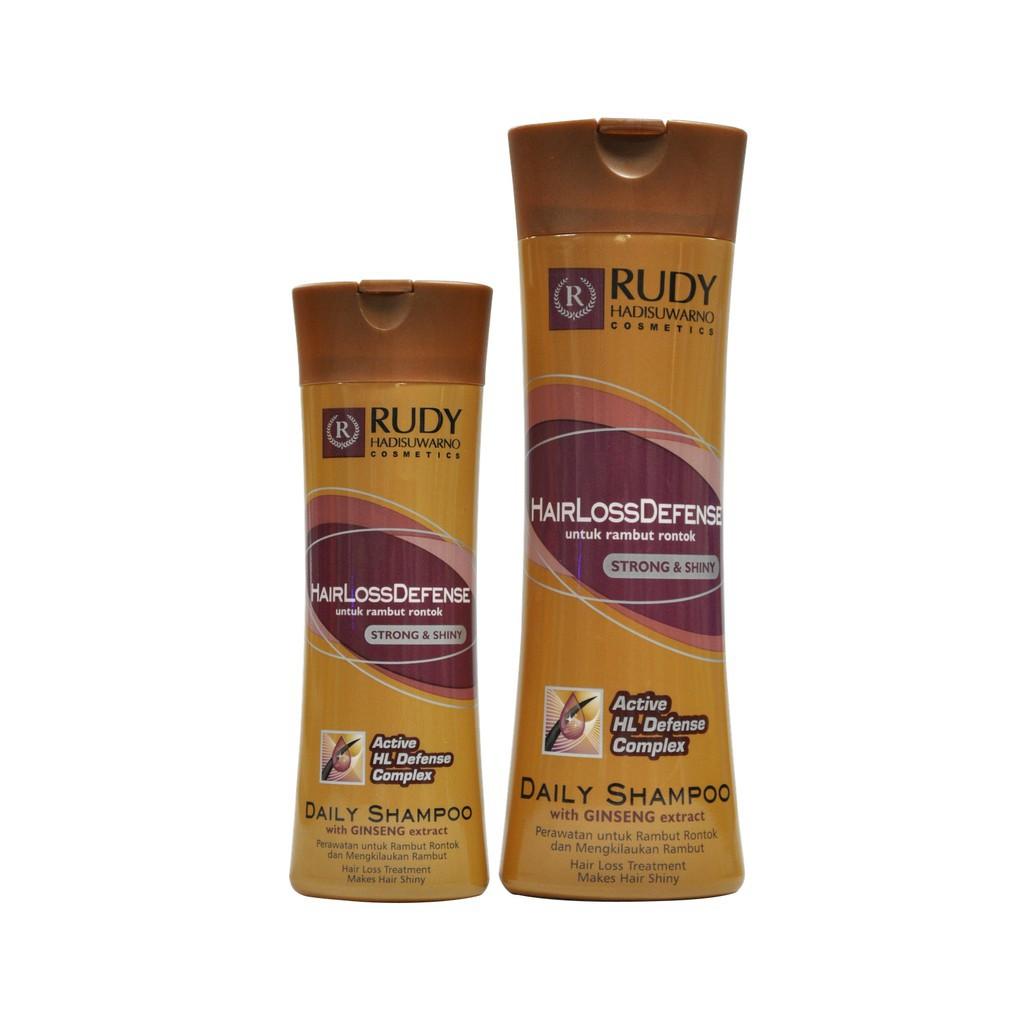 Rudy Hadisuwarno Cosmetics HairlossDefense Shampoo Ginseng 200 ml-1