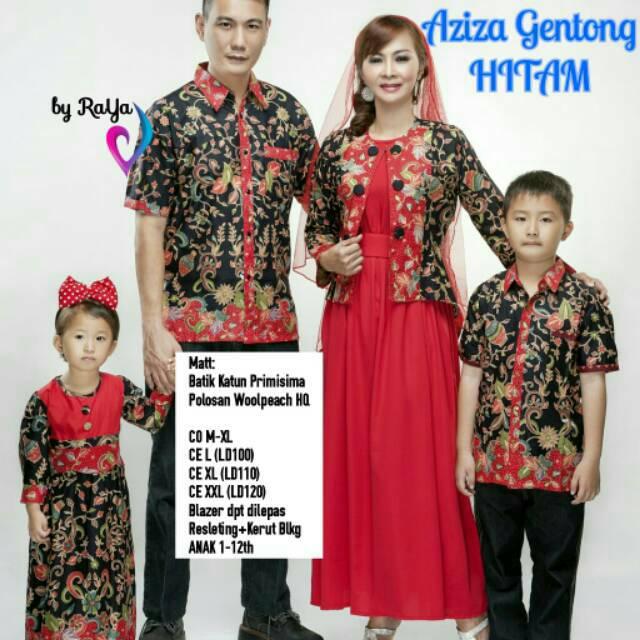BATIK COUPLE SANDY AULIA MAHKOTA KEONG GAMIS PAYING SYARII MUSLIM SARIMBIT MODERN BALOTELI PRADA | Shopee Indonesia