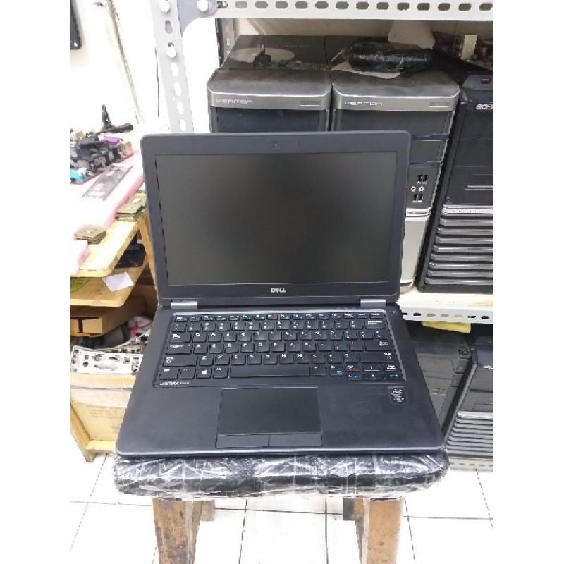 LAPTOP DELL LATITUDE E7250 CORE I7 RAM 8GB SSD 256 Gb