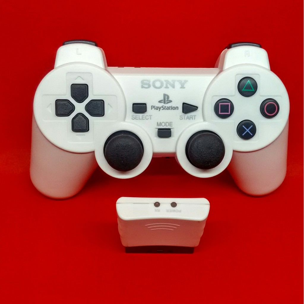 Stik Ps3 Ori Stick Ps 3 Original Pabrik Controller Wireless Op Playstation 2nd Werles Hitam Shopee Indonesia
