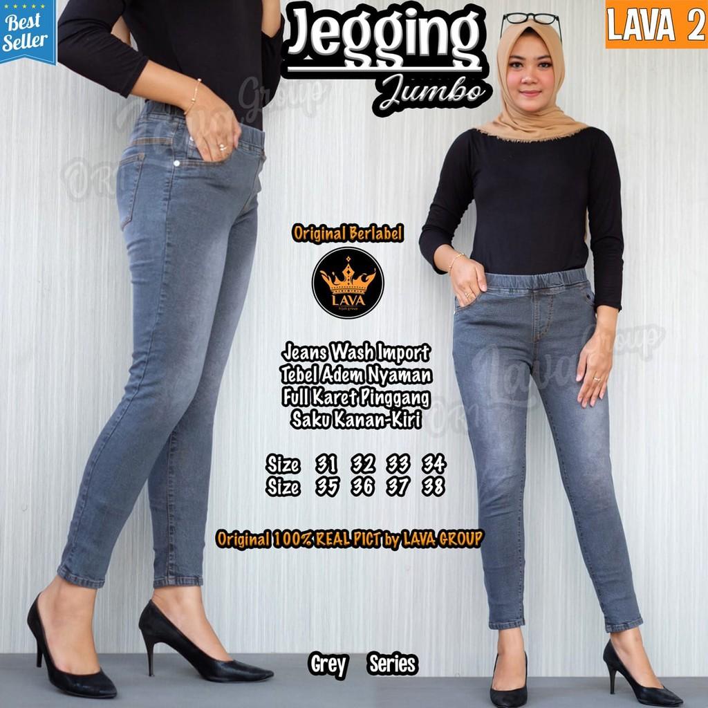 Celana Legging Jeans Legging Jeans Murah Celana Jeans Wanita Kekinian Terbaru Shopee Indonesia