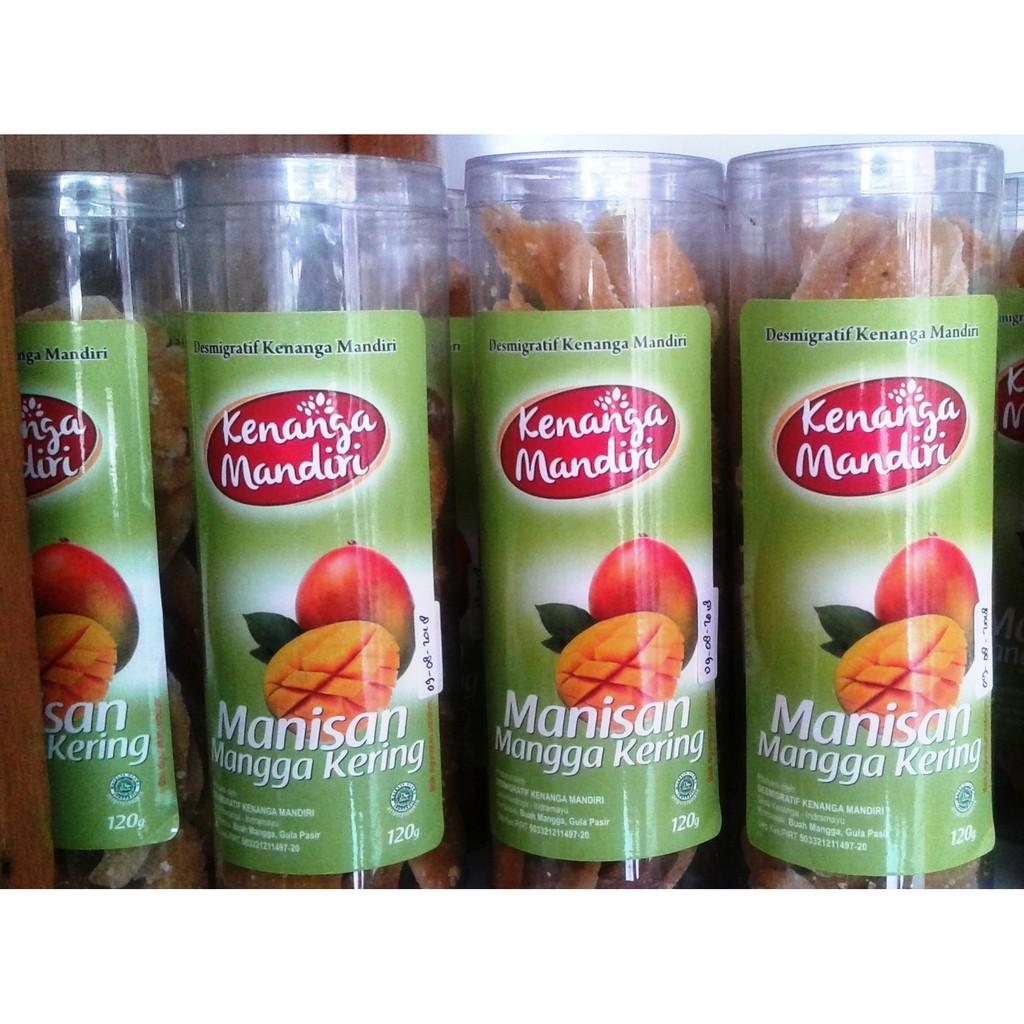 Manisan Mangga Kering Shopee Indonesia