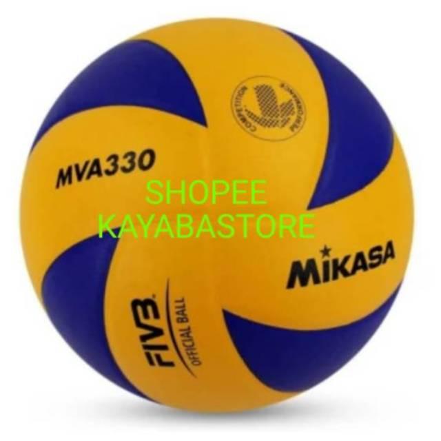 Bola Volly Mikasa MVA330   Bola Voli   Bola Volley Mikasa MVA 330 310 300  70e01e87d4