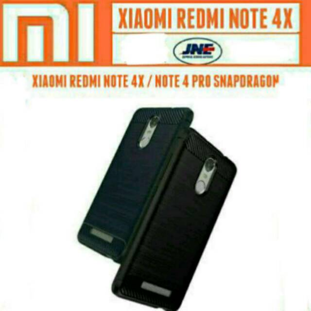 IPAKY CARBON REDMI NOTE .