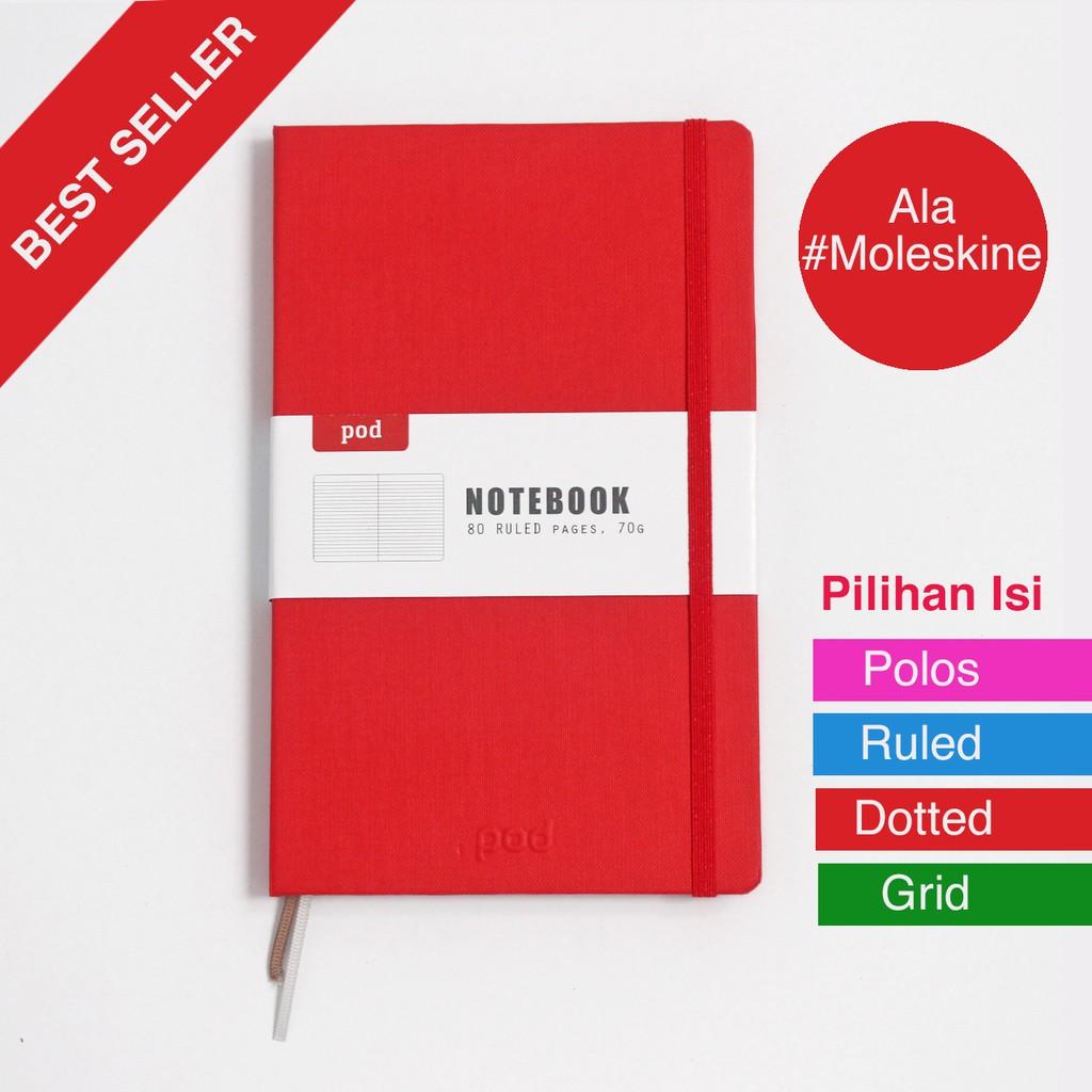 Hvs Loose Leaf A5 Dotted Grid Kertas Binder Isi Notes Shopee B5 50lbr Indonesia