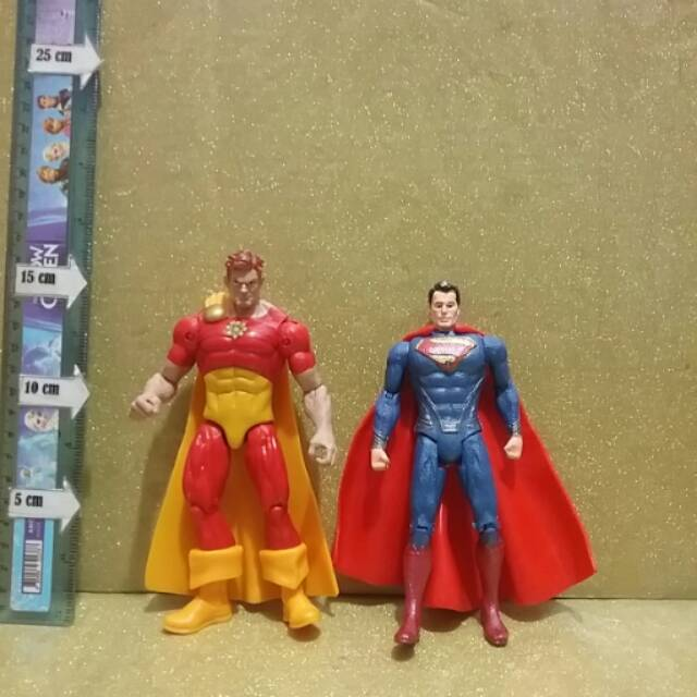Figure Hyperion Superman Marvel Vs Superman Tinggi 15 16 Cm Shopee Indonesia