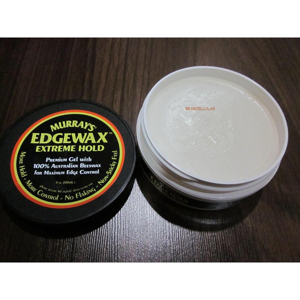 Murrays Edgewax Extreme Hold Pomade Waterbase 5oz Update Daftar Murray New 4oz Waterbased Free Sisir Shopee Indonesia