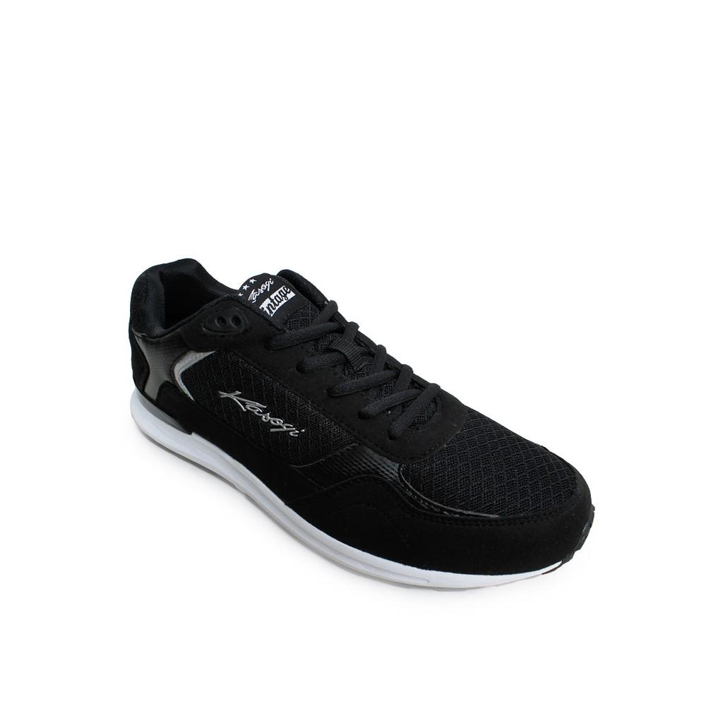 Paulmay Sepatu Formal Pria Madrid 910 Shopee Indonesia Redknot Shoes Hemera Black