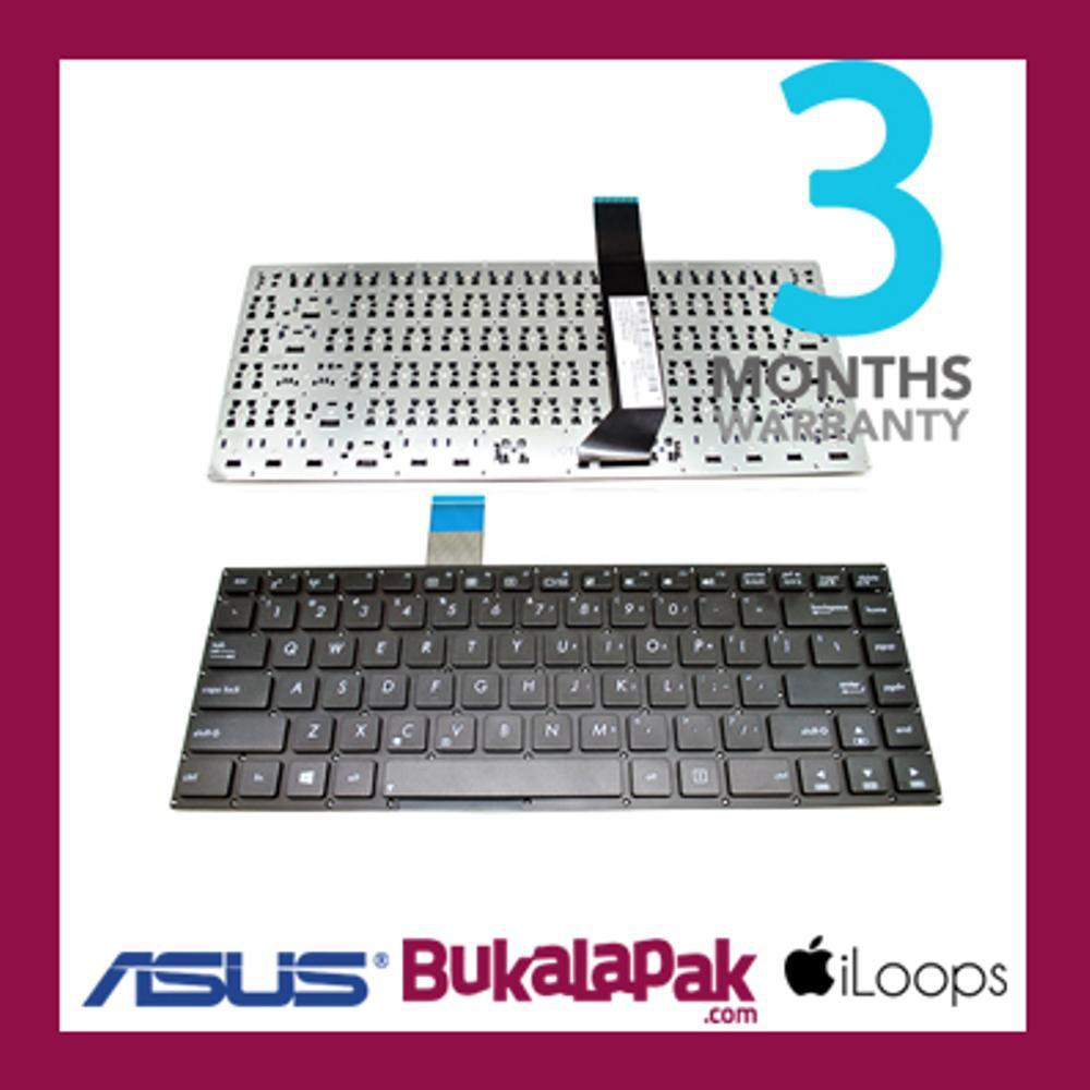 Bestseller Keyboard Laptop Asus E202 E202s E202sa E202m E202ma Black Hitam Original Terlaris Shopee Indonesia