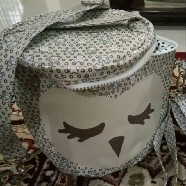 Owl diffuser bag
