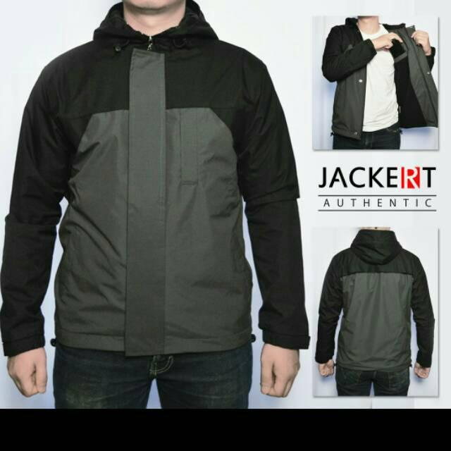 Jaket Motor Pria Micro Parasut Tebal Rl 9 Hoodie Jacket Motor Gunung ... 7d79b87953