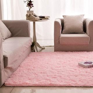 Karpet Lantai Untuk Ruang Tamu / Makan / Kamar 120*80CM: Permadani Lembut Anti