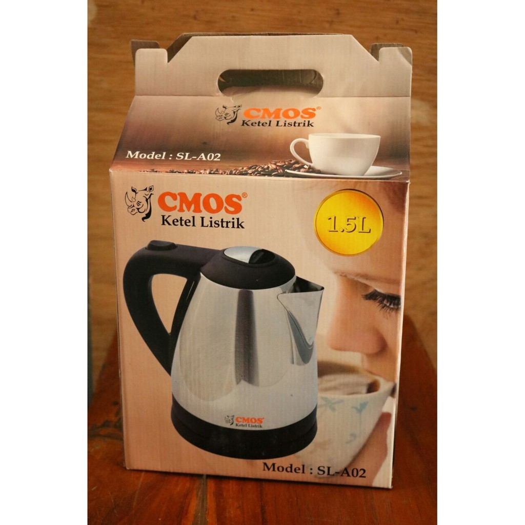 Dijual Teko Listrik Mug Pemanas Air Coffee Maker 13 Cm Steele Diskon Fleco 15 Ltr Otomatis Lt Shopee Indonesia
