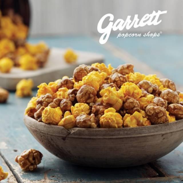 Garrett Popcorn Chicago Mix Size M Shopee Indonesia