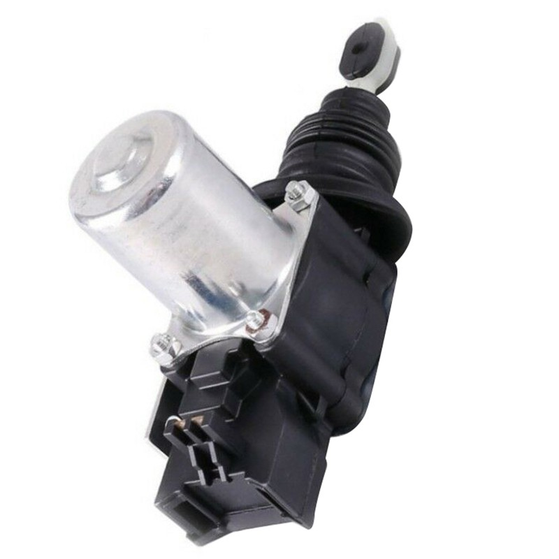 22020256 Door Lock Actuator Motor with Rubber Cover and Mounting Bracket 746-014