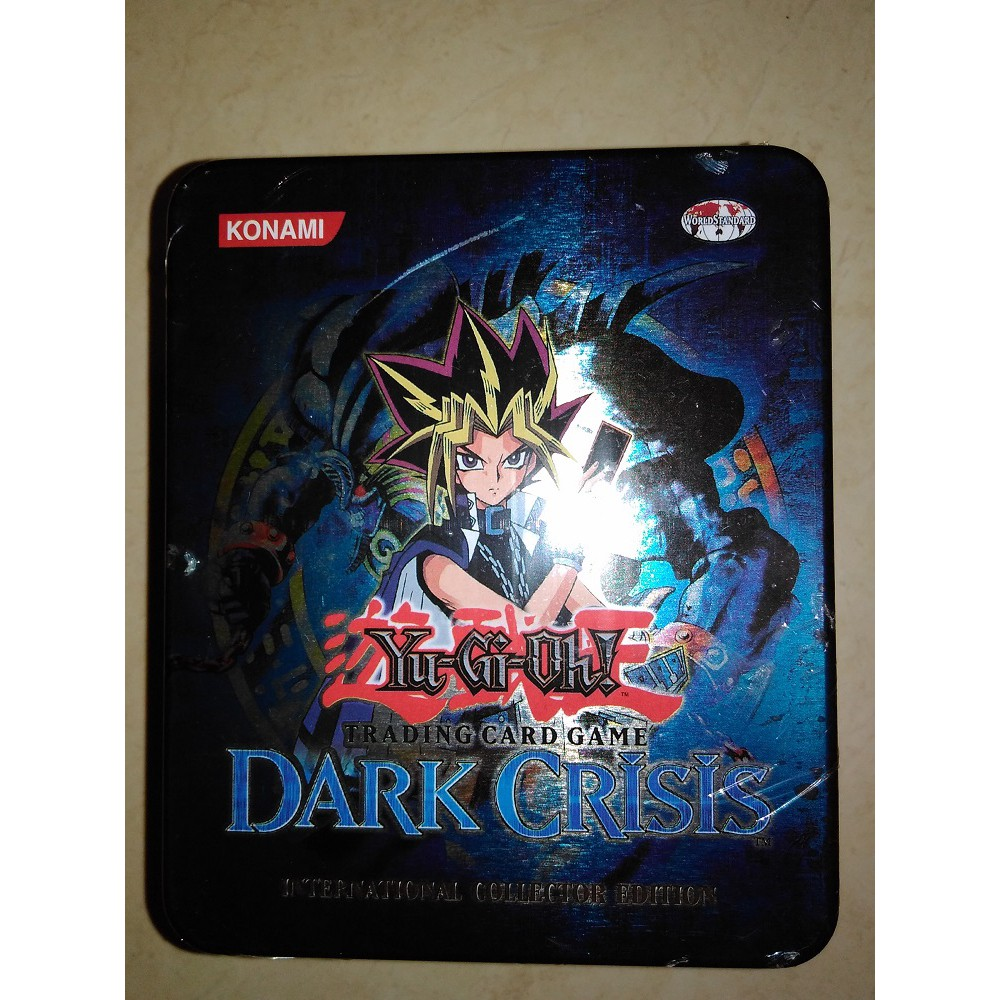 Dijual Kartu Yugioh Dark Crisis International Collector Edition