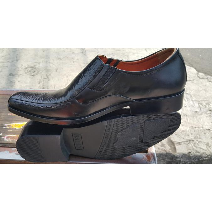 Terbaru Sepatu Kulit Pria Pansus Pria Pantofel Kulit Jk Collection Jw U68  Berkualitas Harga Grosir  c918135f19